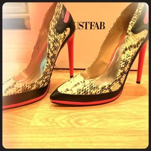 Girls night out heels!